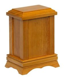 Remembrance Series Pet Urn Wooden Hinges, Wooden Box Designs, Pet Cremation Urns, Woodworking Plans, Woodworking Projects, Pet Urns, Losing A Pet, Casket, Wood Boxes