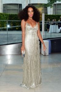 2014 CFDA Awards Red Carpet Fashion (Council of Fashion Designers of America) Cfda Awards, Solange Knowles, Couture Week, Silver Dress, Red Carpet Dresses, Red Carpet Fashion, Dream Dress, Nice Dresses, Celebrity Style