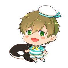 Free! - Iwatobi Swim Club, makoto tachibana, makoto, tachibana, free!, iwatobi