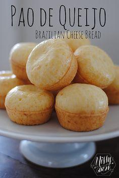 Pao de Queijo Chesse Bread