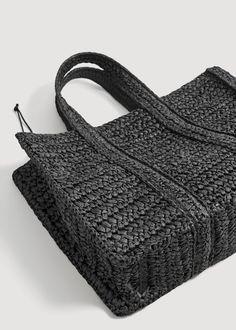 Braided shopper bag – Women Braided shopper bag – f foShoppers Women Make Up Tutorial Eyeshadows, Make Up Tutorial Contouring, Shopper Bag, Tote Bag, Diy Bags Purses, Braid Designs, 2020 Fashion Trends, Crochet Handbags, Summer Bags