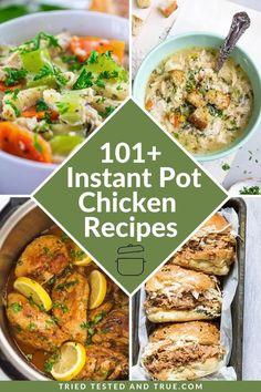 Pulled Chicken Recipes, Chicken Freezer Meals, Yummy Chicken Recipes, Chicken Thigh Recipes, Yum Yum Chicken, Chicken Legs, Crockpot Meals, Chicken Breasts, Chicken Thighs