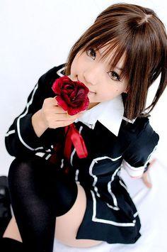 Cross Yuuki | Vampire Knight #cosplay #anime #manga