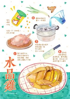 Recipe Drawing, Food Sketch, Watercolor Food, Food Painting, Bakery Cafe, Food Platters, Food Journal, Food Drawing, Food Illustrations