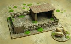 Friendly submitted model train scenery Yes! I want this deal. Flower Nursery, Mini Farm, Horse Crafts, Model Train Layouts, Building Structure, Farm Gardens, Paper Models, Model Homes, Model Trains
