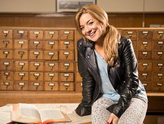 Actress Sheridan Smith, who appeared on Who Do You Think You Are? in 2014