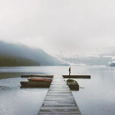 Alex Strohl : Early morning on Cameron Lake Adventure Awaits, Adventure Travel, Beautiful World, Beautiful Places, Voyager Loin, Seen, To Infinity And Beyond, Land Scape, The Great Outdoors
