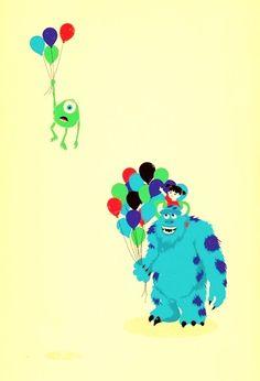 Monsters Inc.