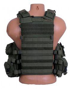 EVEREST –  HEAVY DUTY OPERATOR ASSAULT VEST Assault Vest, Combat Gear, Vests
