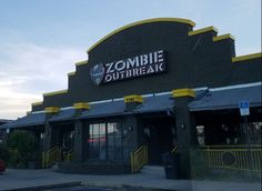 Zombie Outbreak Attraction Now Open on IDrive Orlando Orlando Holiday, Tampa Orlando, New Zombie, Adventure Travel, Attraction, Parks, Parkas