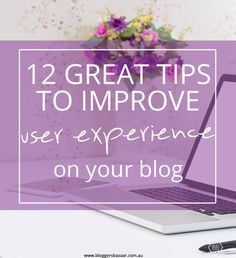 improve-user-experience on your blog