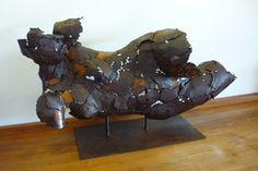 Jean-Luc Jean-Luc, Sofa patchwork, Sculpture