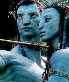 Avatar Navi Movie  Makeup Kit $10