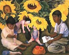 Diego Rivera Paintings -  / 50 Most Influential and Famous Paintings of All Time http://www.kuyadex.info/2017/04/50-Most-Influential-Famous-Paintings-All-Time.html