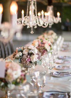 Wedding reception idea; Featured Photographer: Larissa Cleveland Photography