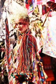 Designer Jenny Kee