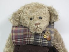 Vintage Ganz Bear 13 by MyAlexasStore on Etsy