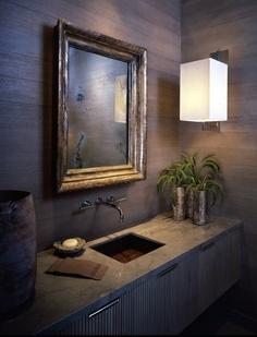 powder room by mcalpine tankersley