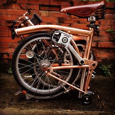 Copper plated. nice details. ;) dontrinidad's photo on Instagram