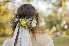 Lauren & Richie's Woodstock-Inspired Orchard Wedding | Free People Blog #freepeople