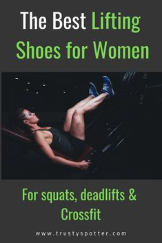 449048ba 5 best lifting shoes for women (Awesome for squats, deadlifts & CrossFit