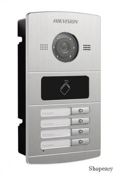 IP VIDEO INTERCOM DOOR STATION Electronic Appliances, Intercom, Electronics, Phone, Ds, Color, Products, Colour, Telephone