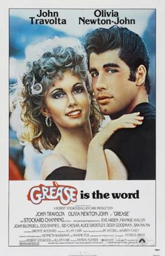 Grease Style A1 Masterprint at AllPosters.com