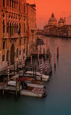 visited many times, was a tourist guide ;) Venice Sunset