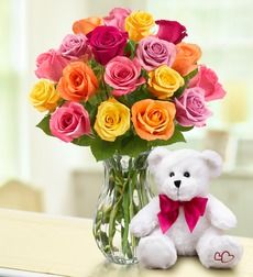 Send Valentine Flower Bouquets To Send Your Love  http://www.thebestholiday.com/index.php/valentines-day/send-valentine-flower-bouquets-to-send-your-love/