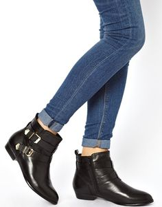 Image 3 ofALDO Arzt Strap Ankle Boots