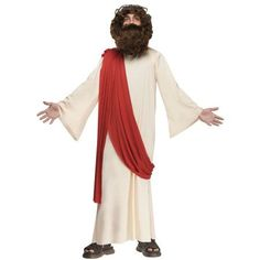 Jesus Child Costume, Multicolor