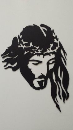 CNC Plasma Cut Jésus par ClemCustomCreations sur Etsy https://www.kznwedding.dj