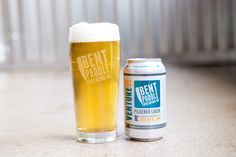Bent Paddle Brewing - Duluth; Venture Pils