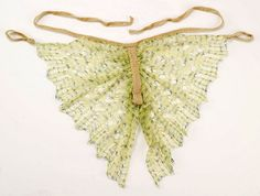 Free Pattern: Woodland Fairy Wings (for costume) by Kat Coyle