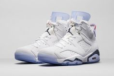best value 331f6 e0790 Buy Denmark Nike Air Jordan Vi 6 Retro Womens Shoes All White New Hot from  Reliable Denmark Nike Air Jordan Vi 6 Retro Womens Shoes All White New Hot  ...