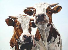 "Saatchi Art Artist Clara Bastian; Painting, ""Brothers"" #art"