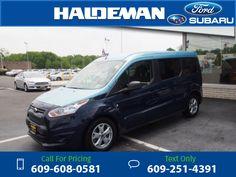 2014 Ford Transit Connect Wagon XLT 24k miles $18,000 24864 miles 609-608-0581 Transmission: Automatic  #Ford #Transit Connect Wagon #used #cars #HaldemanFord #HamiltonSquare #NJ #tapcars