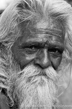 SADHU PORTRAIT, Pushkar India   (Tash McCarroll Photography)