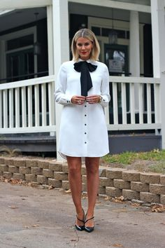 What Courtney Wore. Fashion Blogger