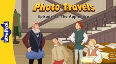 Photo Travels 42: The Apprentice   Level 4   By Little Fox
