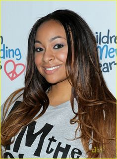 Raven-Symoné (b 1985), American actress and singer