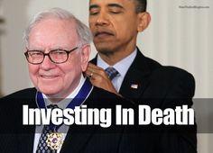 Warren Buffett Invests $1.2 Billion Dollars To Fund Abortion - Now The End Begins