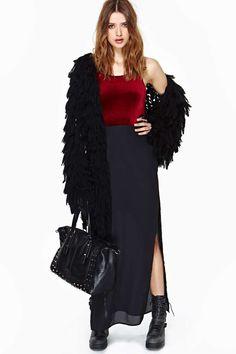 Nasty Gal Paragon Velvet Dress | Shop Sale at Nasty Gal