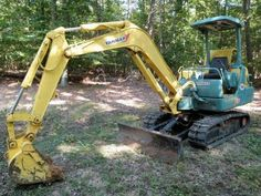 Yanmar Mini Excavators    http://www.rockanddirt.com/equipment-for-sale/YANMAR/excavators-mini