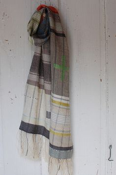 handwoven, hemp, linen, cotton, silk