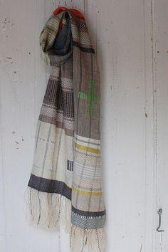 Sofie's, handwoven, hemp, linen, cotton, silk