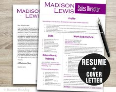 Food And Beverage Resume Click Here To Download This Sales Professional Resume Template  Is Resume Paper Necessary Pdf with Resume Templates Google Docs Excel Professional Resume Template Instant Download By Businessbranding E-resume Word