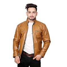 Life Trading Hot Released Faux Leather Jacket for Mens and Boys Life Trading Hot Released Faux Leather Jacket for Mens and Boys out of 5 stars 91 - Sport Casual, Casual Wear, Pu Jacket, Elegant Man, Jeans And Sneakers, Sporty Look, Sports Jacket, Faux Leather Jackets, Skinny Fit