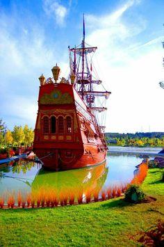 Sailing Ships, Bella, Boat, Castles, Dinghy, Boats, Sailboat, Tall Ships, Ship