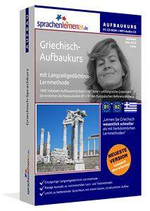 Griechisch lernen: Bereiten Sie sich mit dem Griechisch-Aufbaukurs auf eine fließende Verständigung vor!